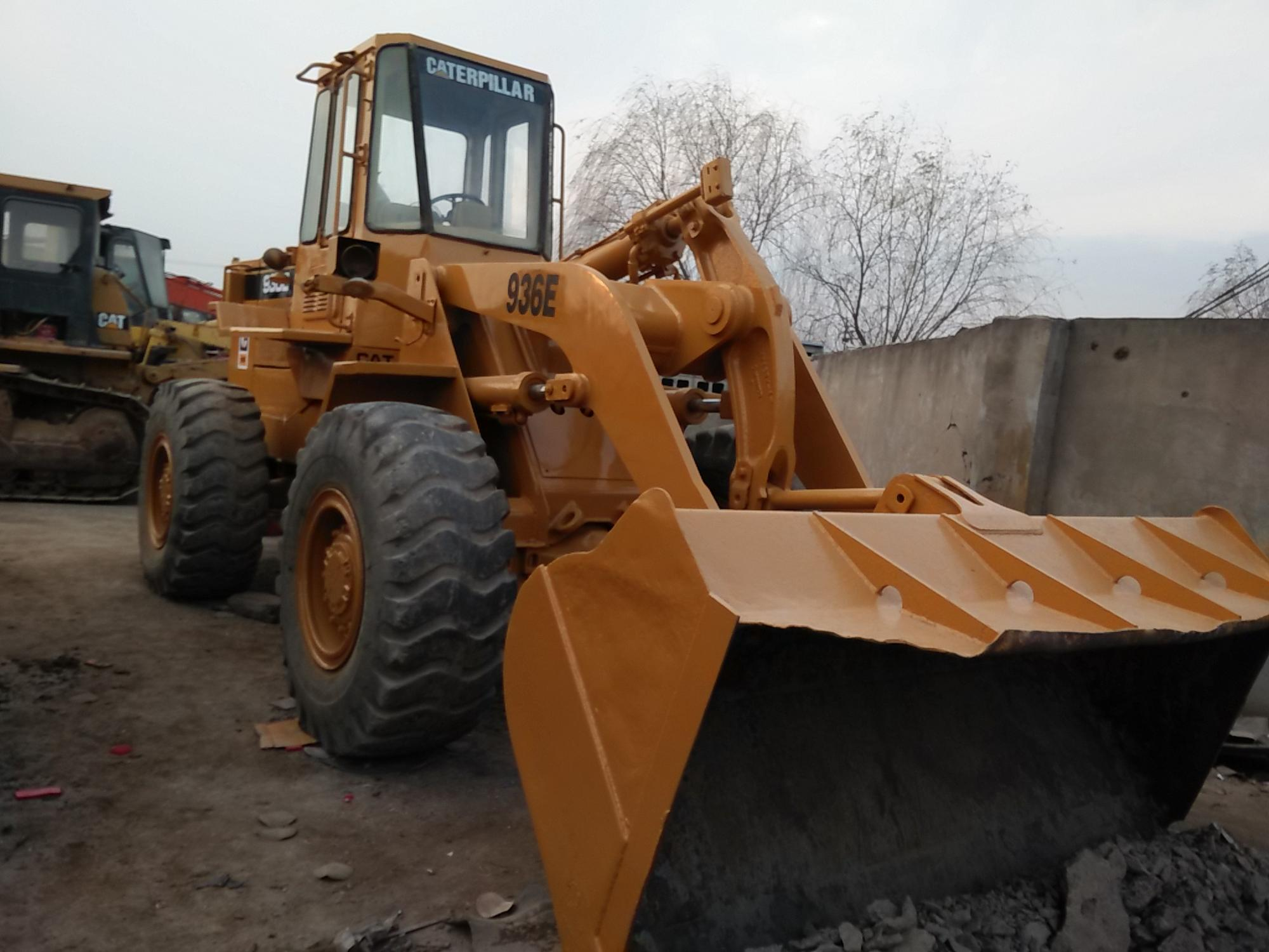 Used Cat 936E Wheel Loader For sale