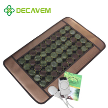 Healthcare tourmaline thermal jade heating mattress/ electric mat CE FDA approved