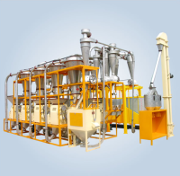 flour mill machine /wheat/corn milling machine