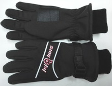 high quality stock ladies ski waterproof and breathable gloves for winter