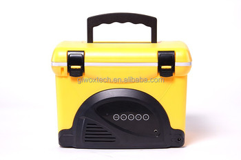 5L picnic cooler box cooler box with radio