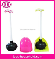 Powerful plunger set