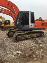 Japanese Hitachi ZX200 excavator original japan used 200 hydraulic excavator for sale