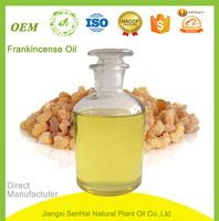 JiangXi Senhai bulk sale frankincense oil 100% pure natural food grade frankincense oil
