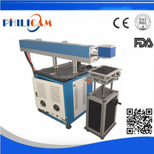 Marking co2 laser small portable machine