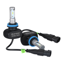 Led Car Light 40W 3600LM PLUG AND PLAY CAR LED HEAD LIGHT 40W LED LIGHT