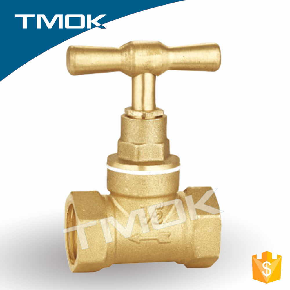 New product pipe fitting angle stop valve/brass stop valve globe valve/stopcock for water in oujia valve