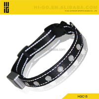 new products 2016 innovative product neoprene dog collar reflective dog collar for sale