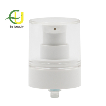 18mm 20mm 22mm 24mm plastic cosmetics cream pump airless pump