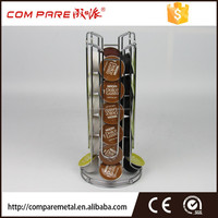 With Rotating Base 24 Nescafe Dolce Gusto Coffee Capsule Storage Rack