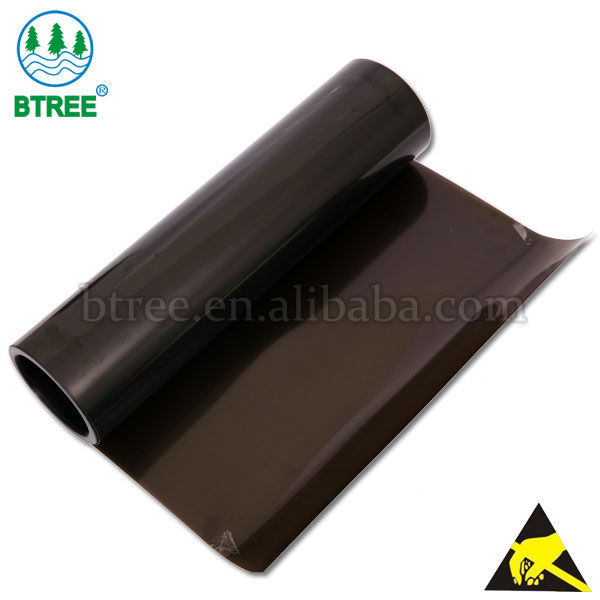 Btree Antistatic Black APET