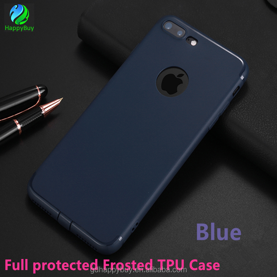 hot selling new frosted design cell phone case cover for iphone 7 case tpu for iphone 7 plus
