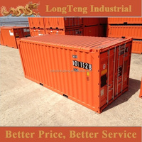 OEM service DNV 2.7-1 cerified offshore container 20ft for sale