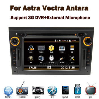 Hor selling Gray color gps navigation for opel Astra zafira Vectra Antara