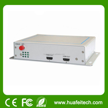 1-8 channel HDMI video media conveter,single mode to 30km optical media converter