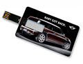 Factory Offer Customized LOGO Business card usb flash drive 8gb