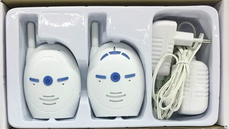 2.4GHz Digital Wireless Audio Video Baby Breathing Monitor For Sale