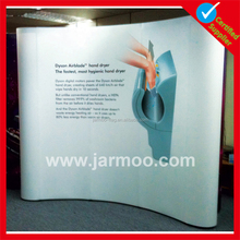 pop up display fabric picture display racks