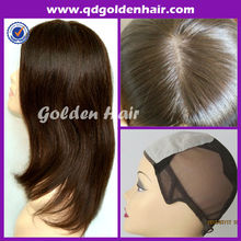 High Quality Swiss Net Natural Hairline Cheap Brazilian Full Lace Wig