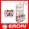 wholesale sewing customized travel cosmetic bags