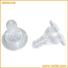 silicone baby bottle nipples