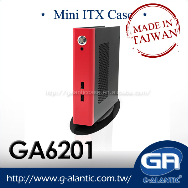 GA6201- OEM Mini ITX Case Intel Core i7 Mini Computer Desktops