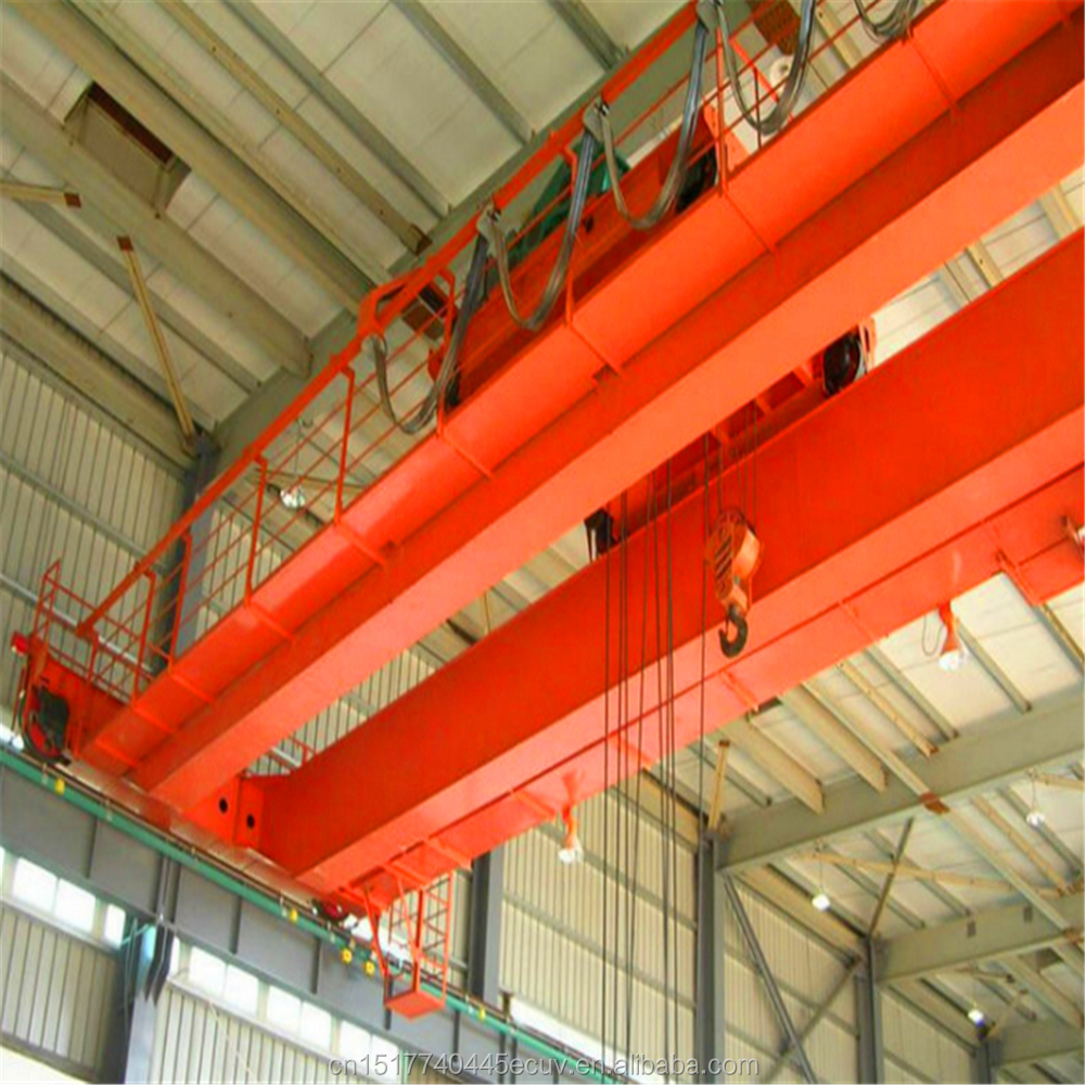 Electric hoist bridge crane workshop equipment