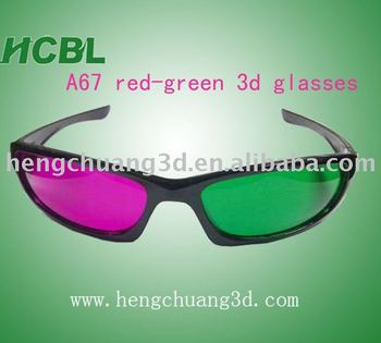 cheap book porn 3d Green Magenta anaglyph glasses
