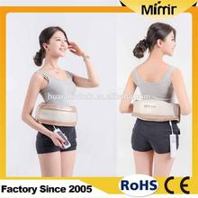 Power step plus vibration belt machine, muscle vibration workout machine with CE&ROHS