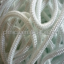 high temperature Fiber Glass Rope with low price from China