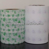 Cloth like full laminating film for baby diaper