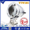Hot in 2015 auto parts lamp motorcycle headlight assembly 10w projector led bike light 12v