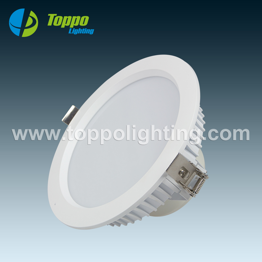 Ip20 Smd2835 Retrofit Recessed Down Light 8inch 10w 15w 18w 30w Round Led Dow