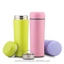 Stainless Steel Types Of Cute Eagle Mini Office Thermos Flask