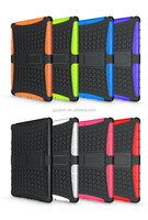 3D tablet cover for ipad mini protect case / plastic back cover for ipad mini tpu case / kickstand case for ipad mini cover
