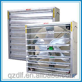 industrial ventilation exhaust cooling fan system