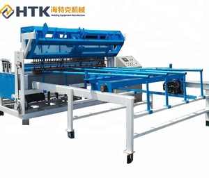 Wire cable tray welding making machine /wire cable mesh tray making machine