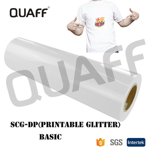 Korea Quality Heat Transfer Vinyl Printable PU/PVC/Glitter Heat Transfer Vinyl For T-shirt Hydrographic Film