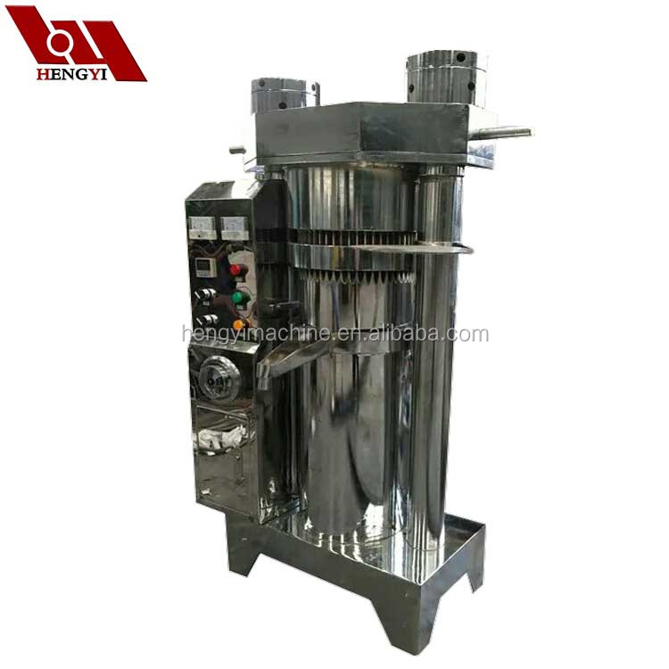 Stainless Hydraulic cooking oil pressing machine/cooking oil manufacturing machine/cooking oil making machine