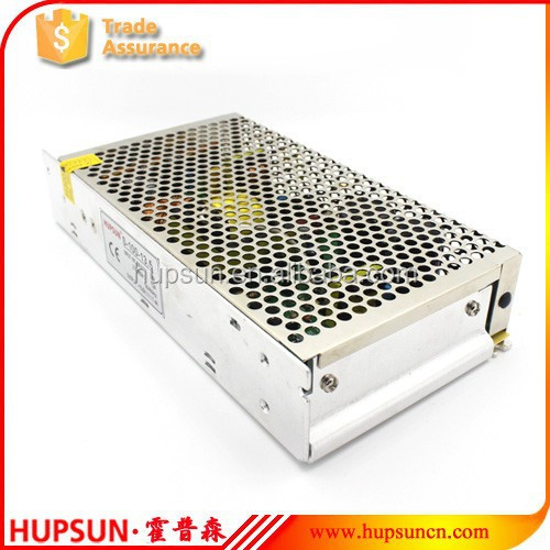 factory 100w S-100-24 enclosed switching power supply 24vdc LED driver