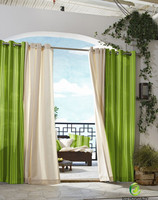 Luxury Villa Fancy Blackout Curtains and Drapes