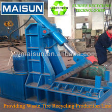 1200 Used Tire Cutting machine