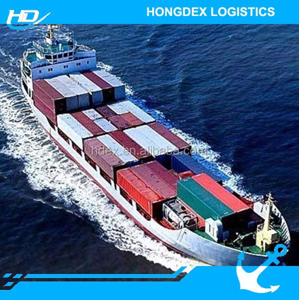DDP sea shipping cost shenzhen to uk