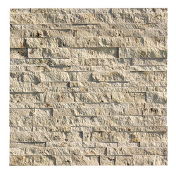 "Decorstone24 Chinese Natural Stone Marble 6*24"" Stacked Stone Panel With Cheap Price"