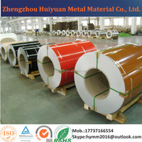 Cheap price prime ppgi ppgl steel coil / color coated steel coil for zinc aluminium roofing sheets from alibaba china