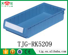 TJG warehouse plastic stackable plastic poster storage box