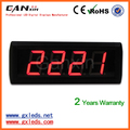 led small digital timer led number wall clock