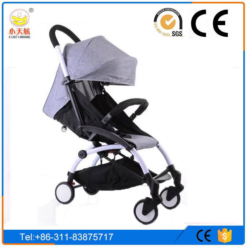 Mom's good helper Foldable lightweight baby pram Aluminum Baby Stroller