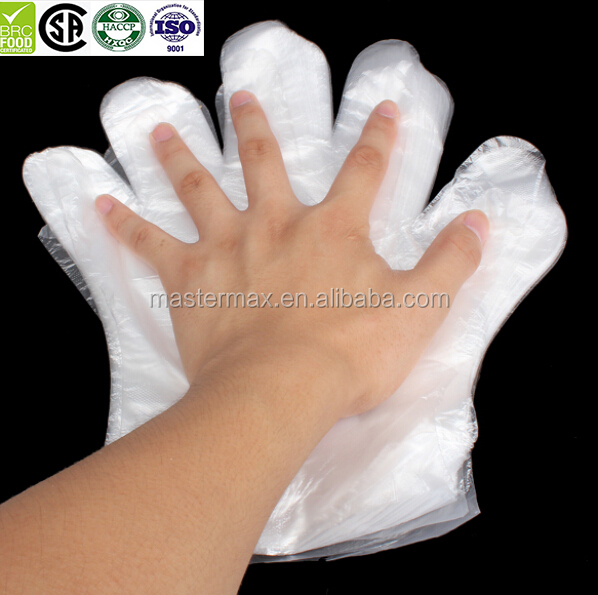 Powder-free Vinyl Disposable Gloves