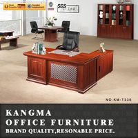 office wooden table ready assembled office furniture